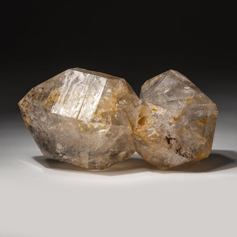 Herkimer Quartz Cluster from Herkimer County, New York (1.3 lbs)
