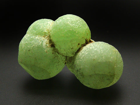 Botryoidal Green Prehnite From Sandare District, Kayes Region, Mali
