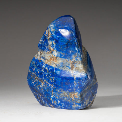 Polished Lapis Lazuli Freeform from Afghanistan (328 grams)