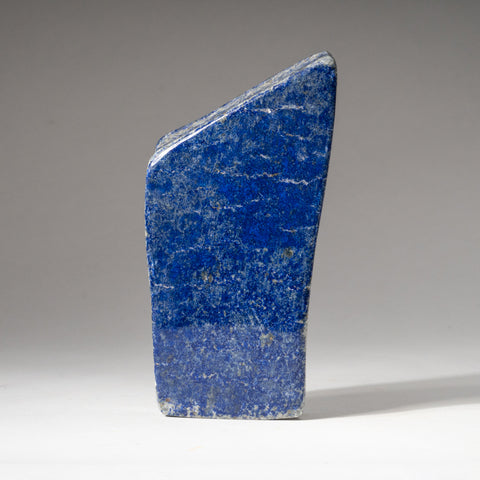Polished Lapis Lazuli Freeform from Afghanistan (294.7 grams)