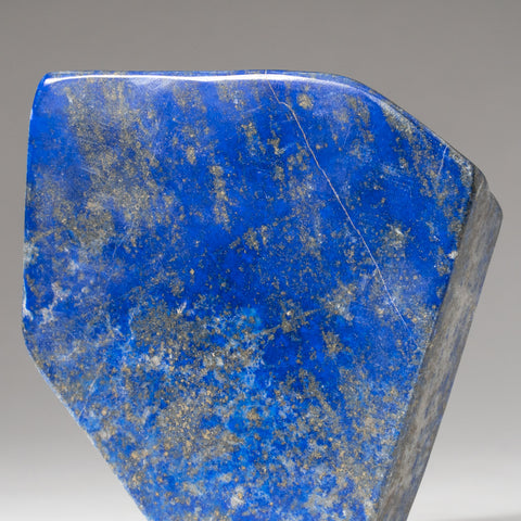 Polished Lapis Lazuli Freeform from Afghanistan (281.6 grams)
