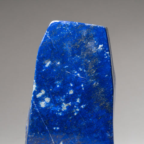 Polished Lapis Lazuli Freeform from Afghanistan (252.6 grams)