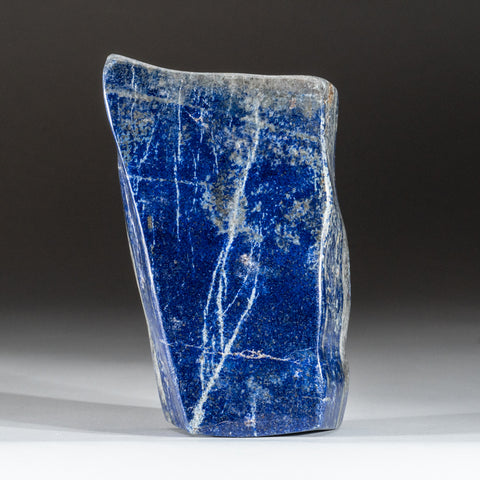 Polished Lapis Lazuli Freeform from Afghanistan (2.4 lbs)