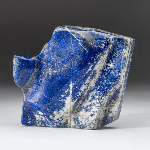 Polished Lapis Lazuli Freeform from Afghanistan (5 lbs)