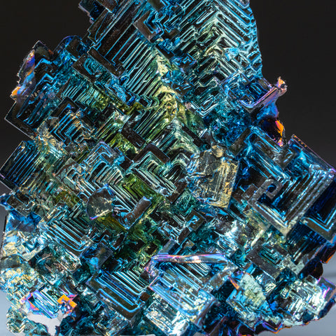 Genuine Bismuth Crystal (214.9 grams)