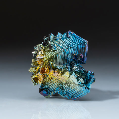 Genuine Bismuth Crystal (85.4 grams)