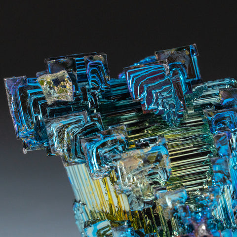 Genuine Bismuth Crystal (108.3 grams)