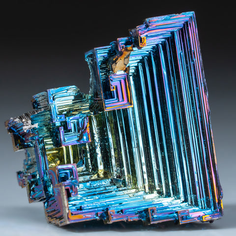 Genuine Bismuth Crystal (78.1 grams)