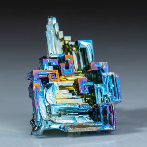 Genuine Bismuth Crystal (76.6 grams)