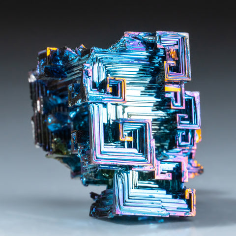 Genuine Bismuth Crystal (79.1 grams)
