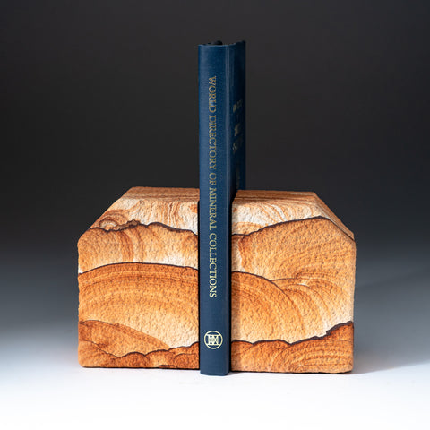 Sandstone Bookends from Arizona (6 lbs)