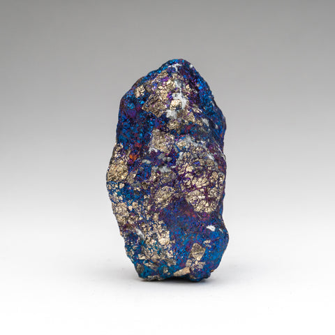 Natural Chalcopyrite Gemstone Peacock Ore (1.2 lbs)