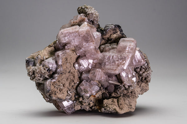 Cobaltoan Smithsonite From Tsumeb Mine, Otavi-Bergland District, Oshikoto, Namibia