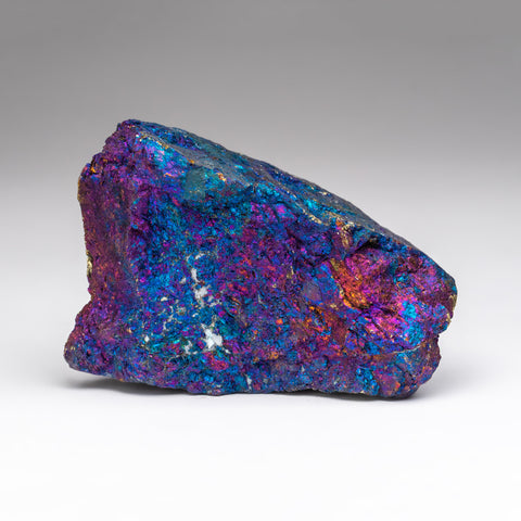 Natural Chalcopyrite Gemstone Peacock Ore (1.4 lbs)