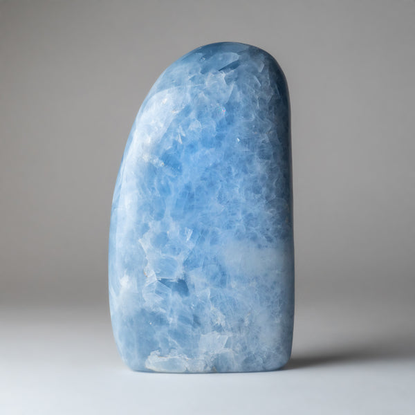 Blue Calcite Freeform from Mexico (6 lbs)