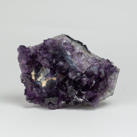 Amethyst Quartz Crystal Cluster from Brazil (4 lbs)