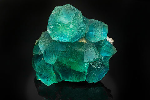 Blue Green Fluorite From Las Viesca, Asturias, Spain (2.5 lbs)