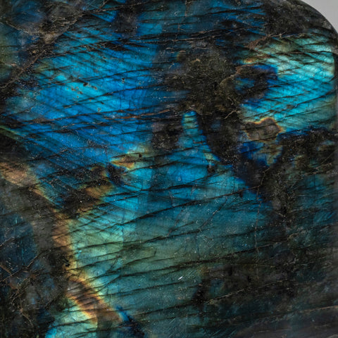Polished Labradorite Freeform from Madagascar (14.2 lbs)
