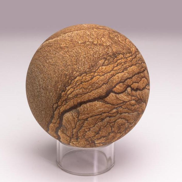 Sandstone Sphere from Arizona (2 lbs)