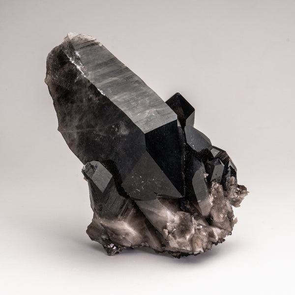 Smoky Quartz cluster from Mina Gerais, Brazil (2.5 grams)