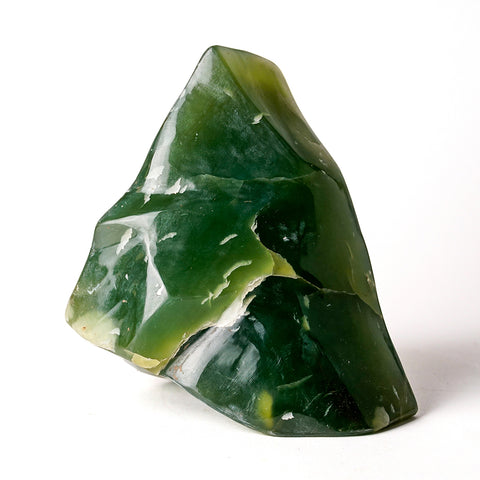 Polished Green Jade from Pakistan (8 lbs)