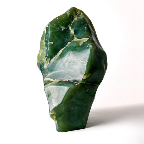 Large Polished Green Jade from Pakistan (26 lbs)