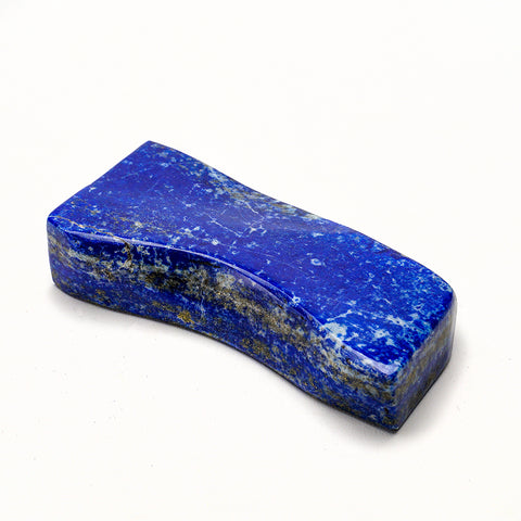 Polished Lapis Lazuli Freeform from Afghanistan (353.9 grams)