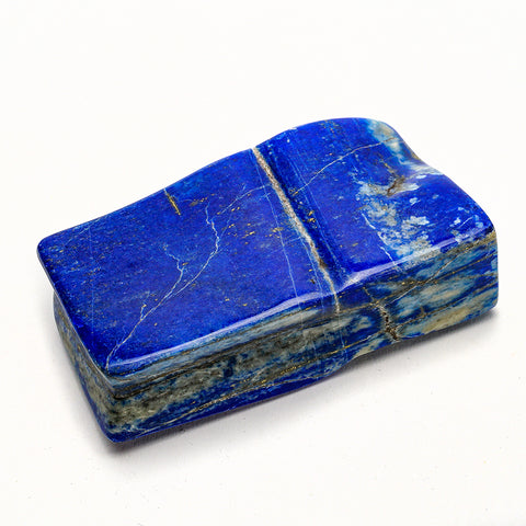 Polished Lapis Lazuli Freeform from Afghanistan (1.38 lbs)