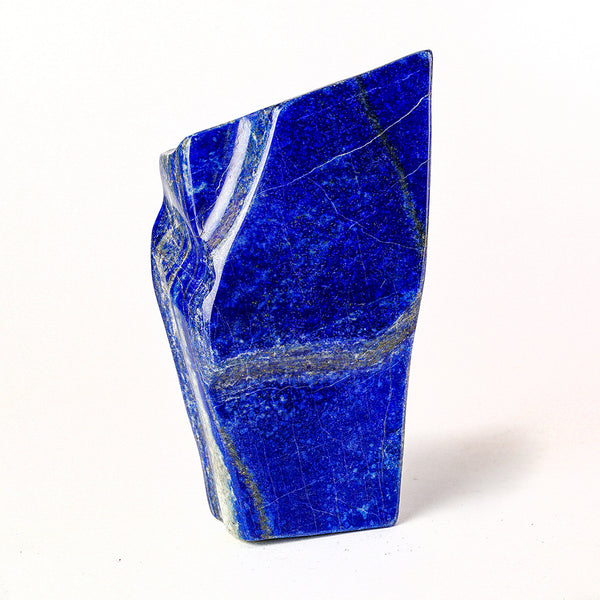 Polished Lapis Lazuli Freeform from Afghanistan (2.5 lbs)