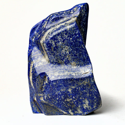 Polished Lapis Lazuli Freeform from Afghanistan (3 lbs)