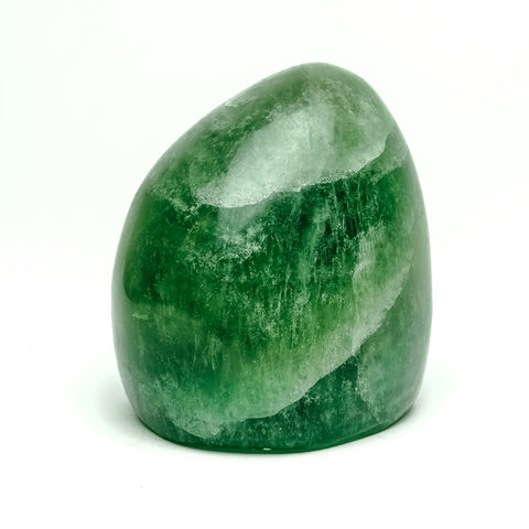Polished Green Fluorite From Argentina (2 lbs)