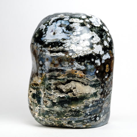 Polished Ocean Jasper Freeform from Madagascar (24.5 lbs)