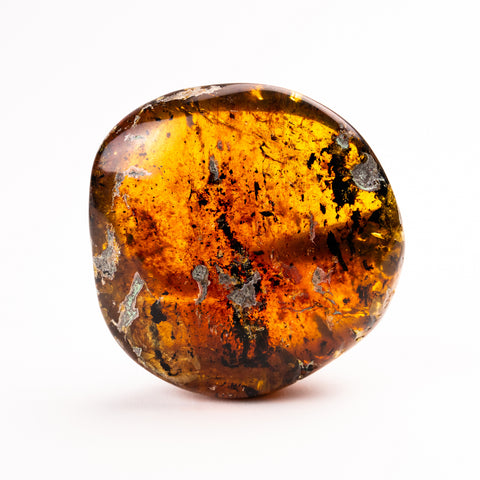 Amber from Chiapas, Mexico (99.2 grams)