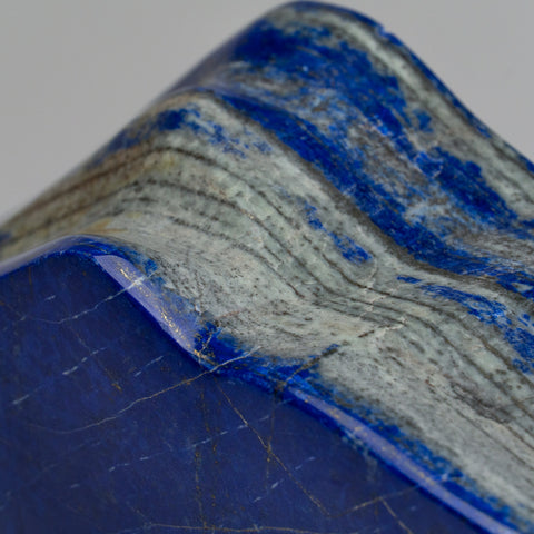 Polished Lapis Lazuli Freeform from Afghanistan (10.5 lbs)
