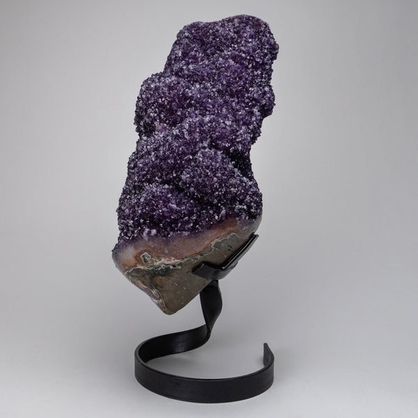 Amethyst Cluster on Stand from Uruguay (23 lbs)