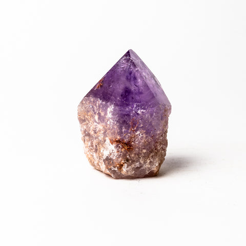 Amethyst Crystal Point From Brazil (457.7 grams)