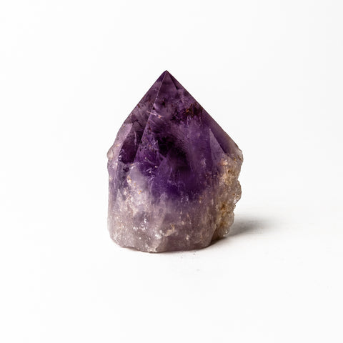 Amethyst Crystal Point From Brazil (505 grams)