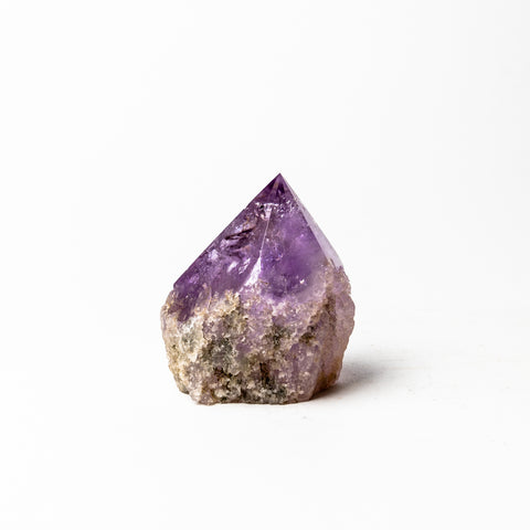 Amethyst Crystal Point From Brazil (226.3 grams)