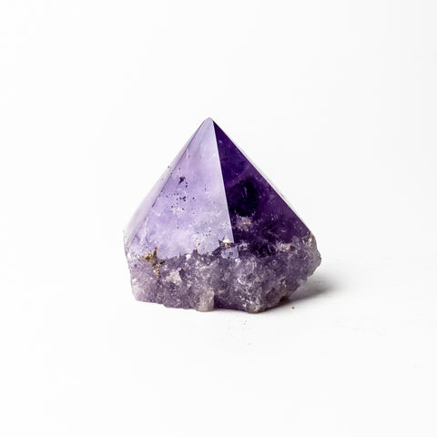 Amethyst Crystal Point From Brazil (475.6 grams)