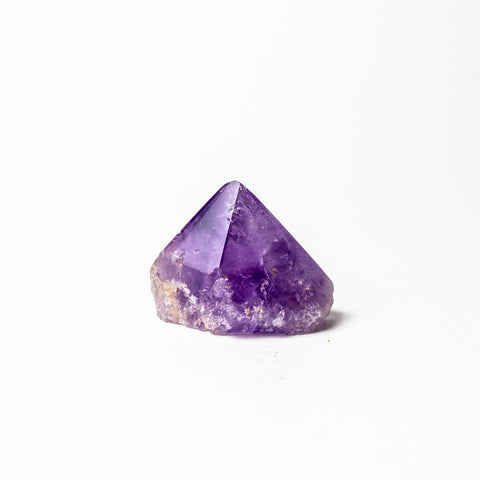 Amethyst Crystal Point From Brazil (223 grams)