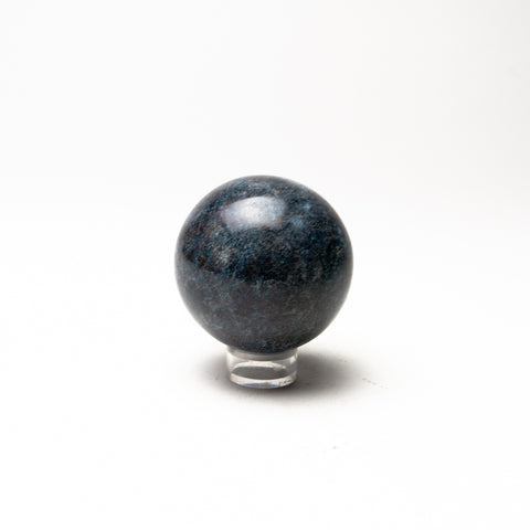 "Ruby with Kyanite Sphere (2.4"", 472.9 grams)"