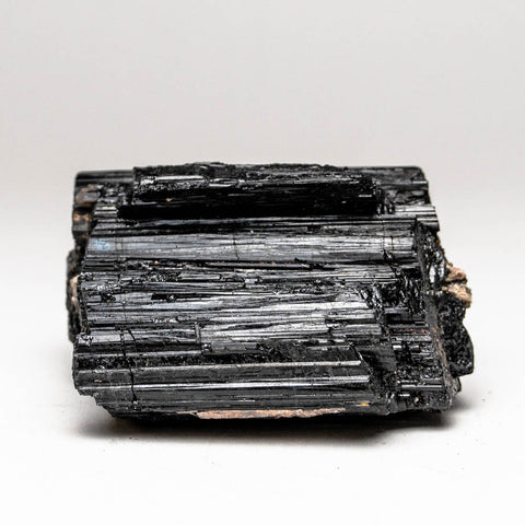 Black Tourmaline Crystal From Brazil ( 1.75 lbs)