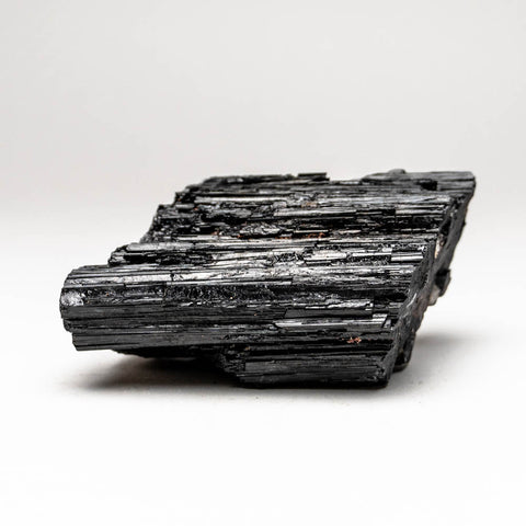 Black Tourmaline Crystal From Brazil (2 lbs)