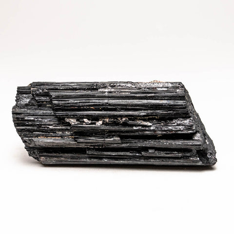 Black Tourmaline Crystal From Brazil (1.7 lbs)