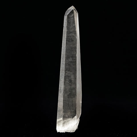 Natural Lemurian Quartz Crystal From Brazil (277.3 grams)