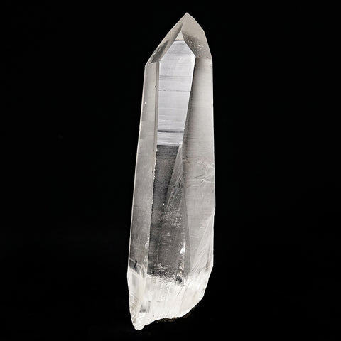 Natural Lemurian Quartz Crystal From Brazil (2 lbs)