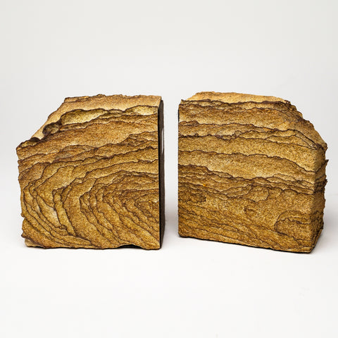 Sandstone Bookends from Arizona (5 lbs)