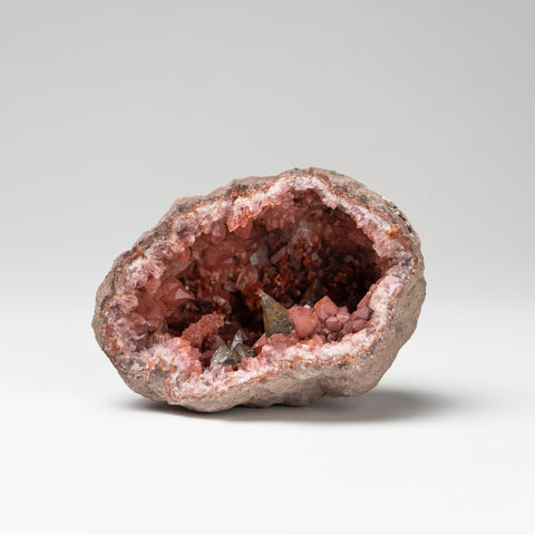 Pink Amethyst Geode Cluster from Neuquén Argentina (178.5 grams)
