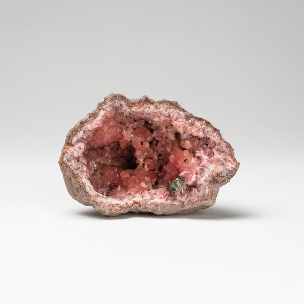Pink Amethyst Geode Cluster from Neuquén Argentina (122.2 grams)
