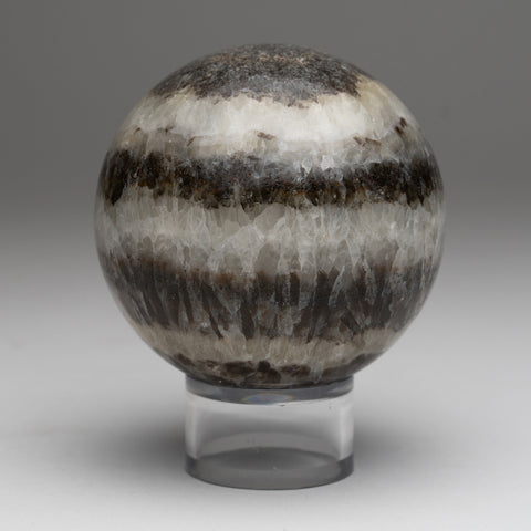 Black and White Onyx Sphere from Mexico (3 lbs)